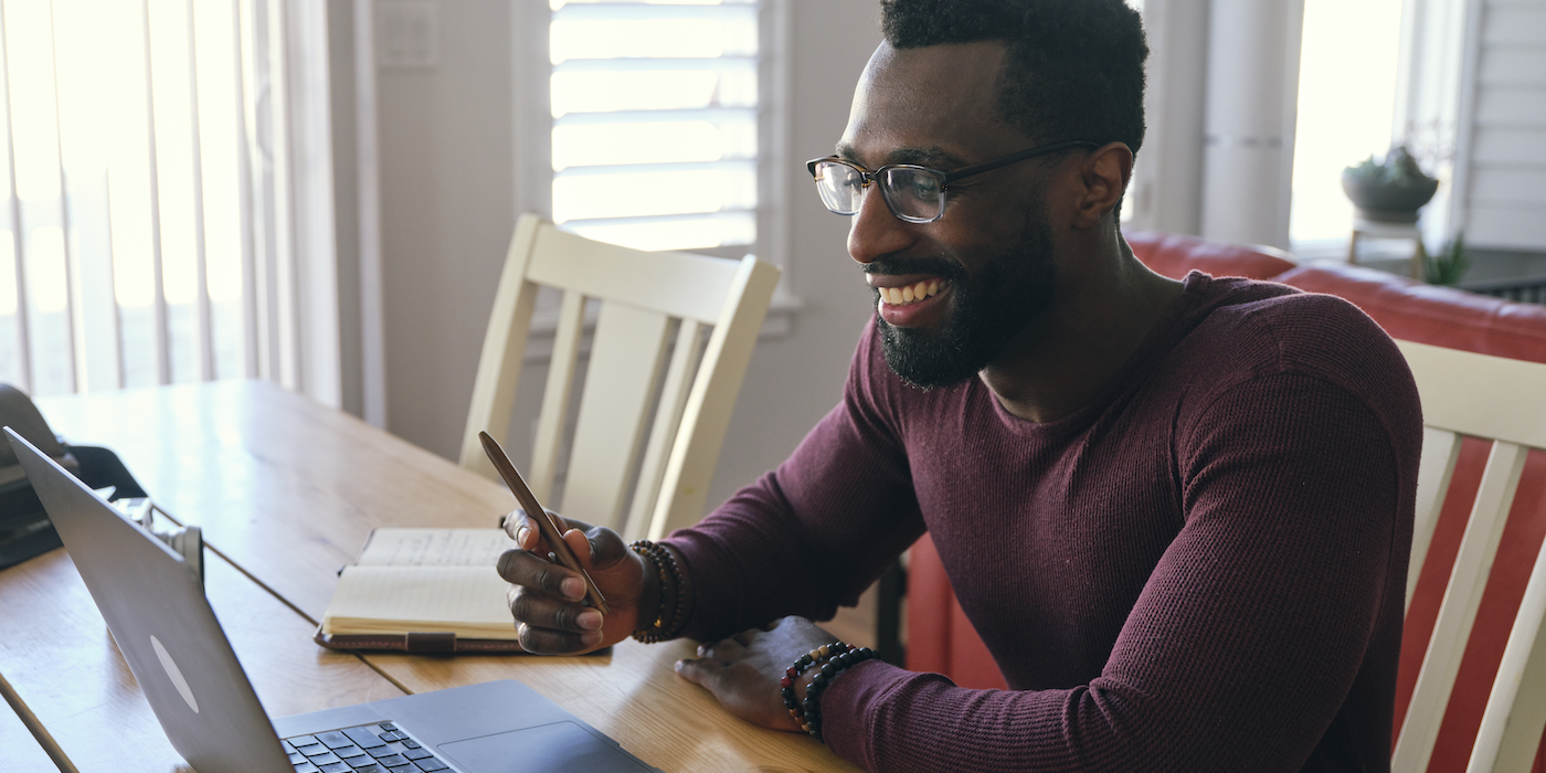 Starting a New Job Remotely Can Be Scary—Here's How to Impress Everyone Right Off the Bat