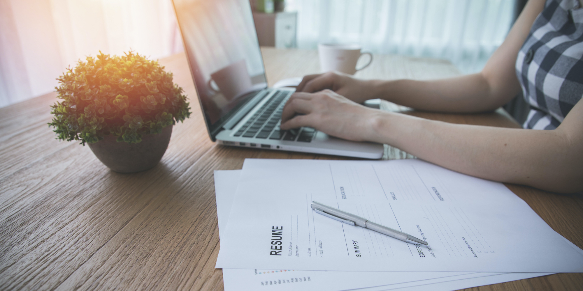 Your New Job Search Secret Weapon: A Resume Outline