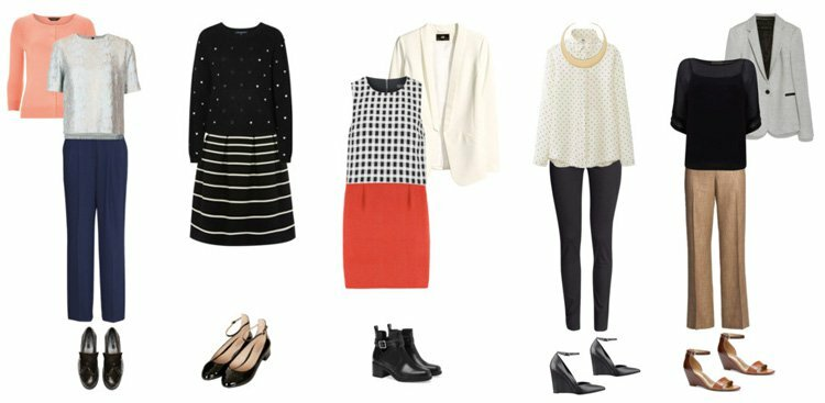 The Best Basics: Work Clothes You Can't Live Without