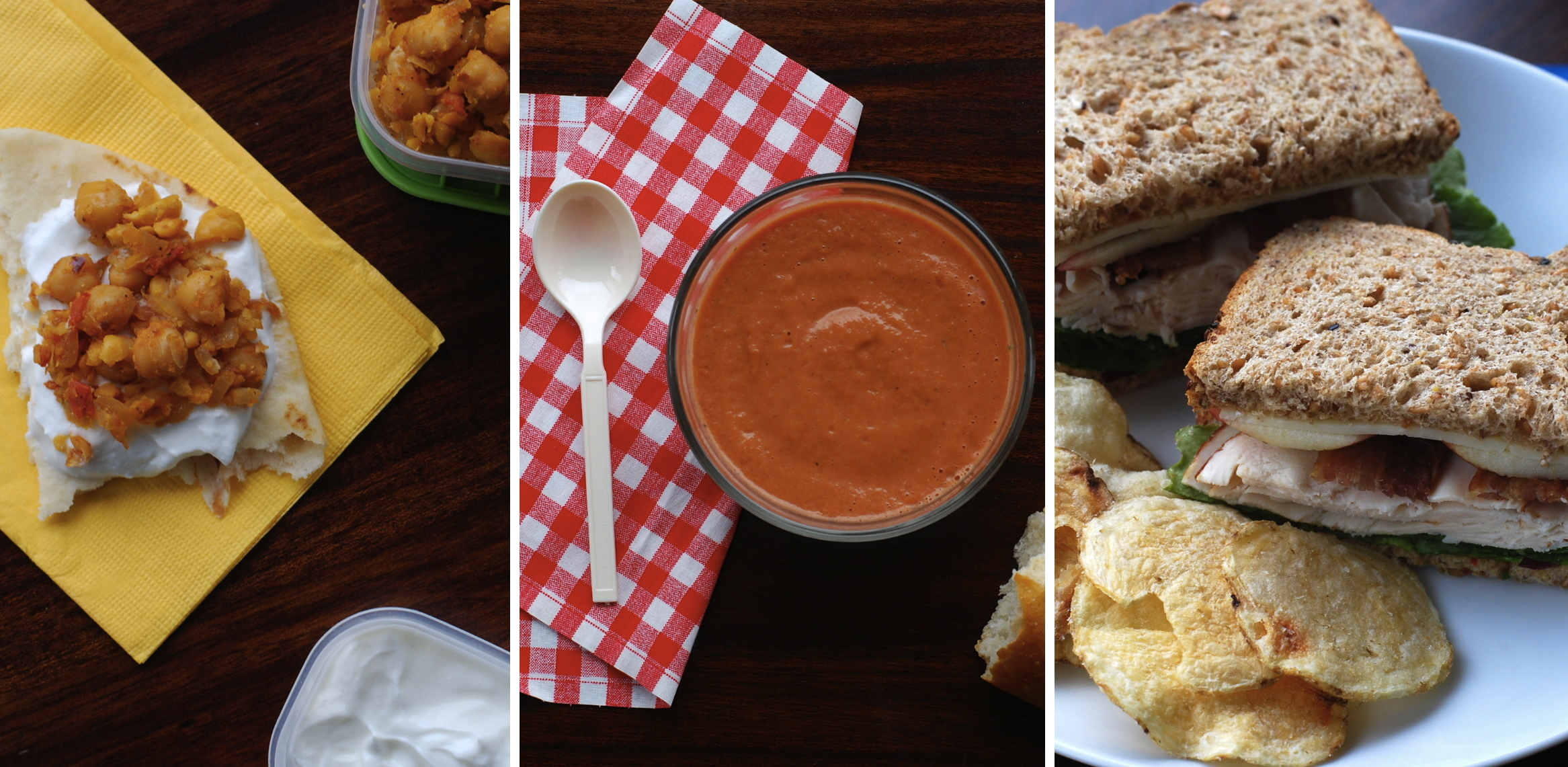 3 Lunches You Can Throw Together the Night Before