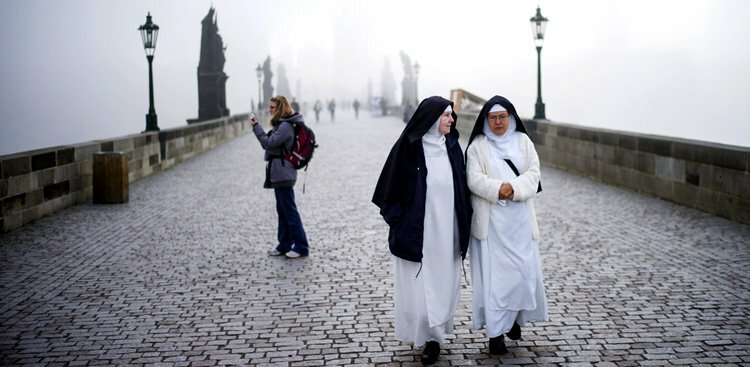 3 Surprising Leadership Lessons I Learned From (Wait for it) Nuns
