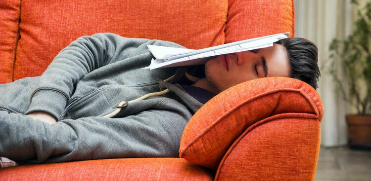 4 Ways to Bounce Back From a Totally Unproductive Day