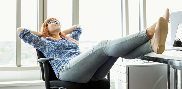 4 Signs You're Too Comfortable in Your Job