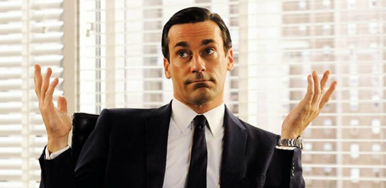 3 Ways to Survive Being Rejected for a Job, Courtesy of Mad Men