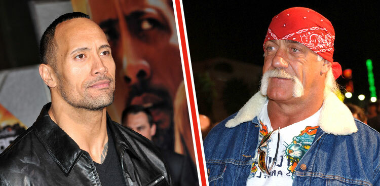 What The Rock and Hulk Hogan Can Teach You About Your Career (No, Really)