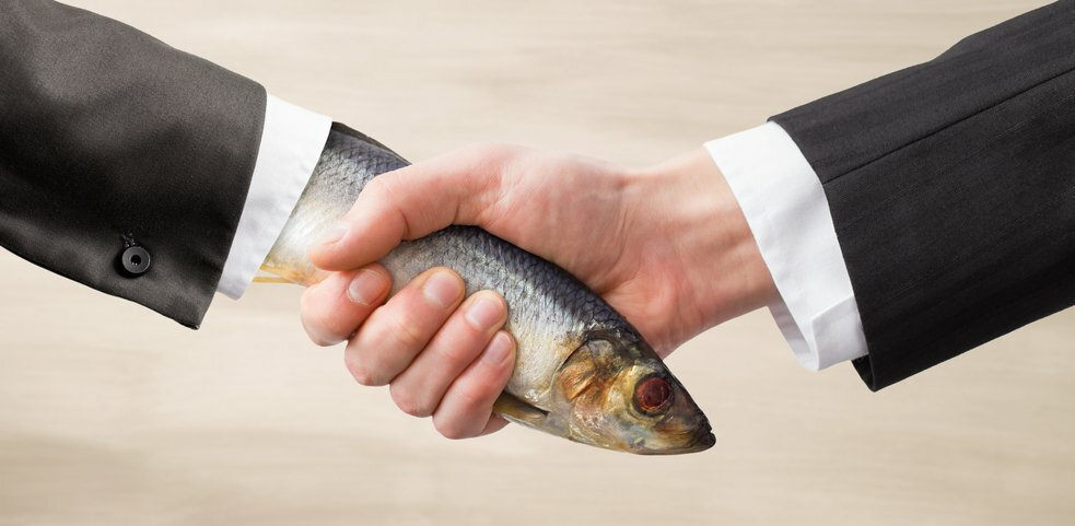 The 6 Kinds of Horrible Handshakes That Need to Die for Everyone's Sake