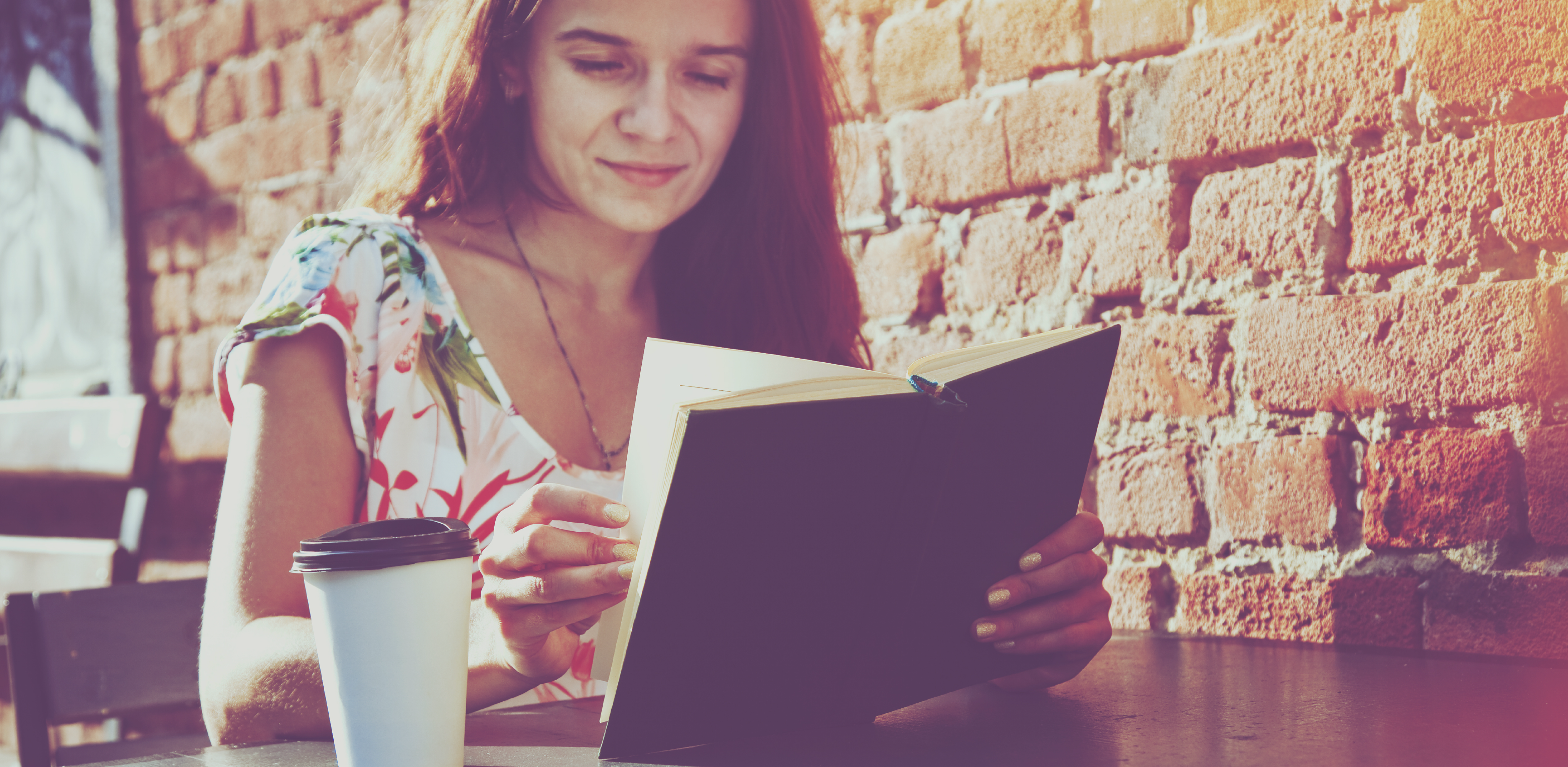 Here's the Secret to Finding Time in Your Busy Schedule to Read—for Fun!