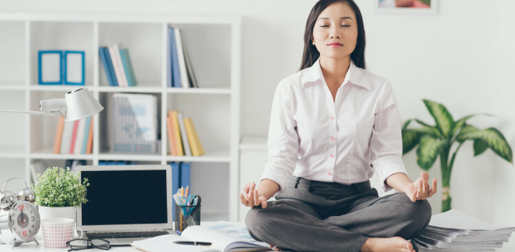 This One-Minute Meditation Video Is a Must-Watch for Anyone Who Ever Gets Stressed
