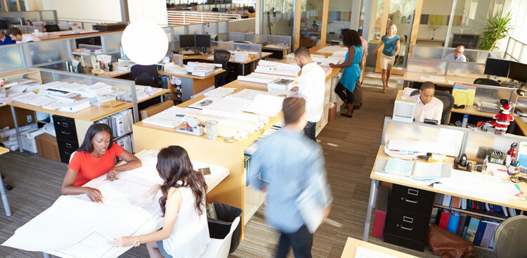 Work Nice With Others: Etiquette Rules for Co-working