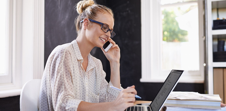 3 Tips to Guarantee Your Work-From-Home Days Are Actually Productive