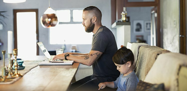 15 Companies That Are Great for Working Dads