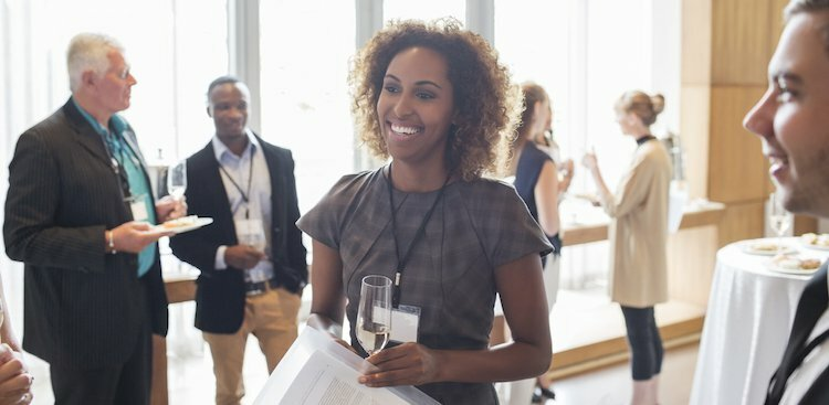 True Story: Going to a Networking Event Solo Landed Me My Job