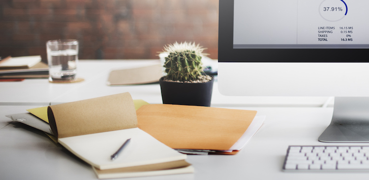 5 Ways to Brighten Your Desk When It's Bleak Outside