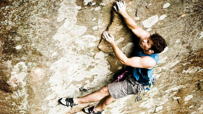 The Climb of a Lifetime: Career Lessons From a Rock Climber-Turned-Entrepreneur