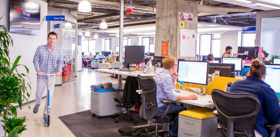 20 Companies Where You Can Be Flexible