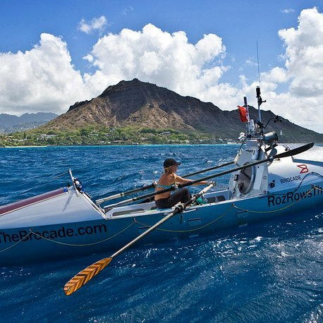 Why I Quit My Job and Rowed Across 3 Oceans