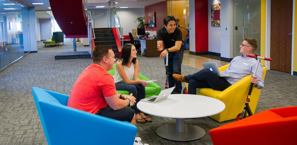 20 Companies Where You Can Work and Play