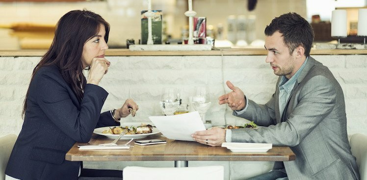 Let's Do Lunch: How to Prepare for a Job Interview Over a Meal