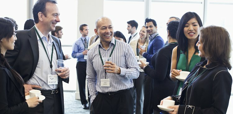 The Reason All Awkward Networkers Should Go to Conferences