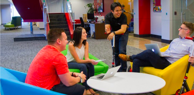 25 Companies With the Coolest Offices Hiring Now