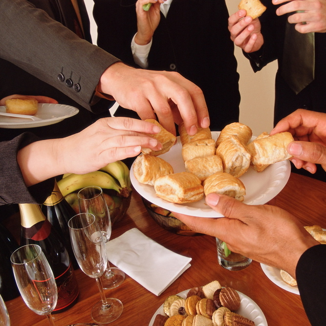 Celebrate Good Times: Office Parties That Don't Suck