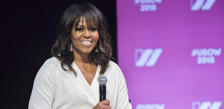How Everyone Can Make Work Better for Women, According to Michelle Obama
