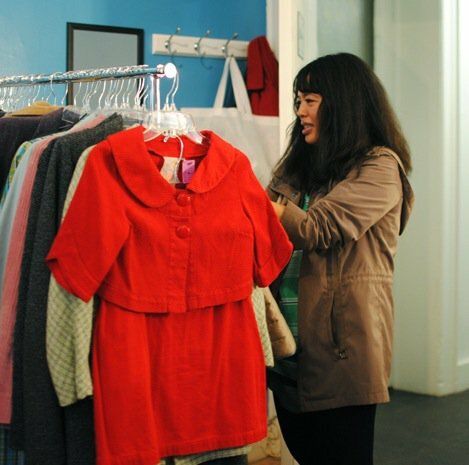 Need a New Wardrobe? Try a Clothing Swap