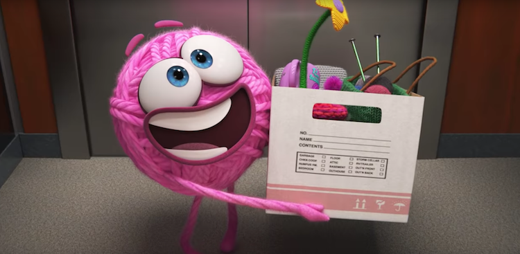 "What Pixar's ""Purl"" Teaches Us About Combating Toxic Bro Culture at Work"