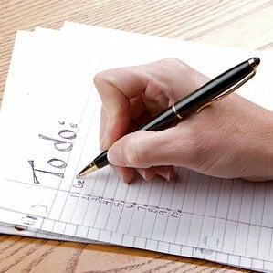 Crazy To-Do List? Here's What to Tackle First