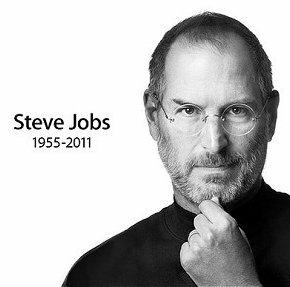 The Man who Became a Logo: How we Memorialize Steve Jobs
