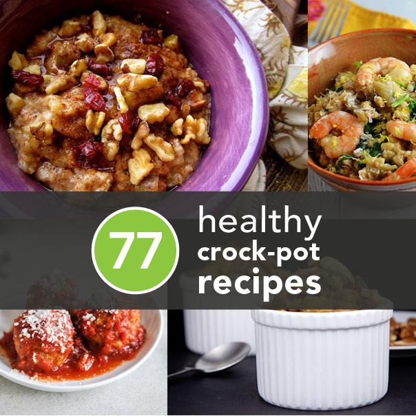 77 Healthy, Delicious Crock-Pot Recipes