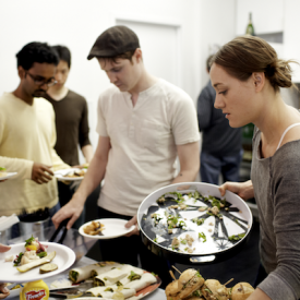Office Parties Made Better: The Coolest Catering Packages in NYC
