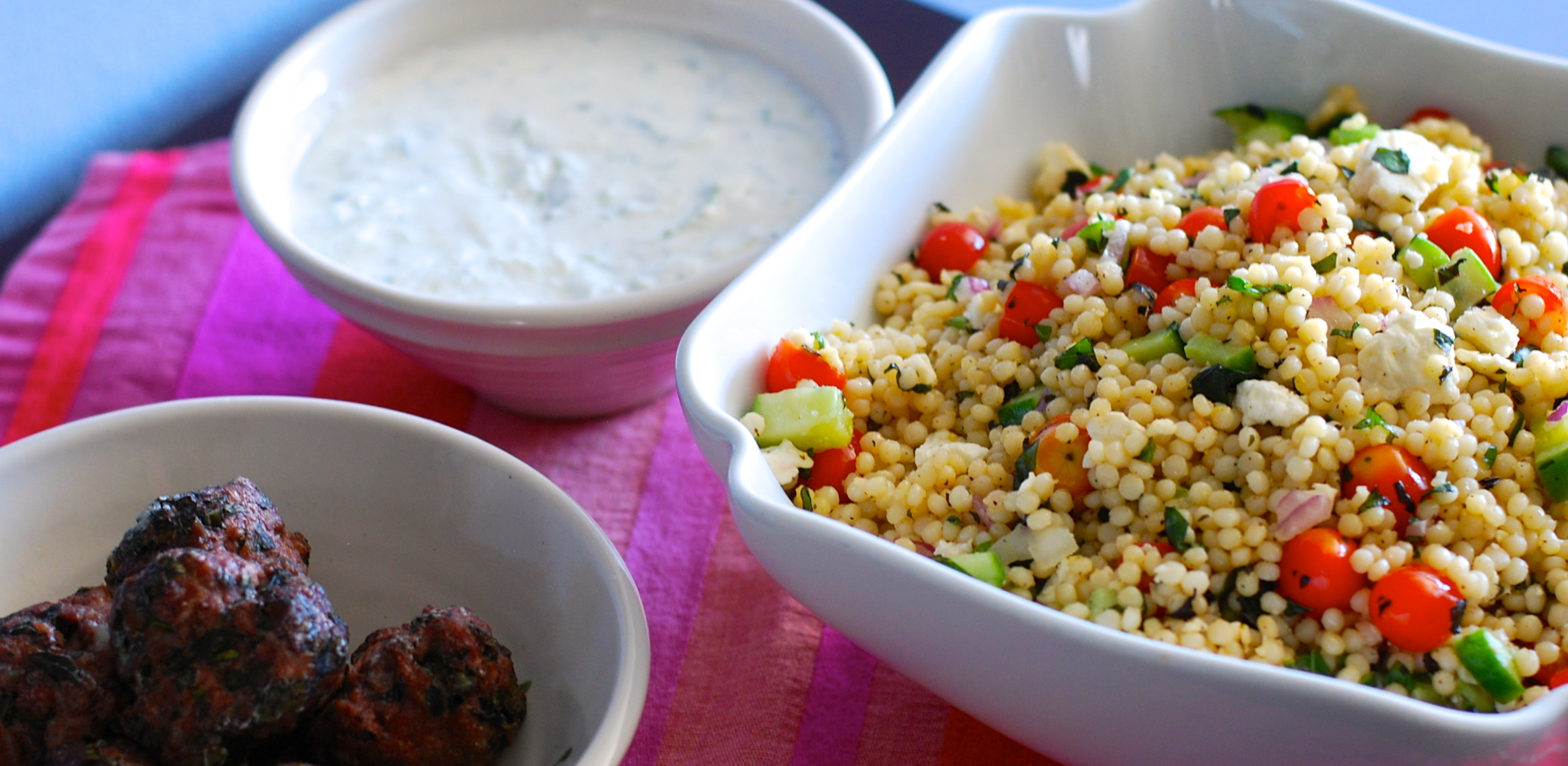Your Weeknight Dinner Plan: Easy Mediterranean Feast