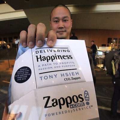 5 Things Tony Hsieh Does That You Can Do—Tomorrow