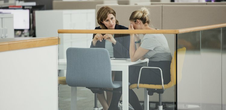 What to Do When Your Direct Report Starts Crying (Besides Panic)