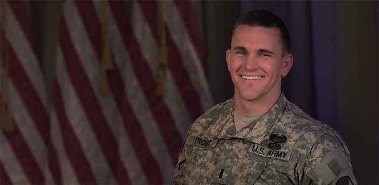 In His Post-Military Career, This Veteran is Still Helping Defend His Country