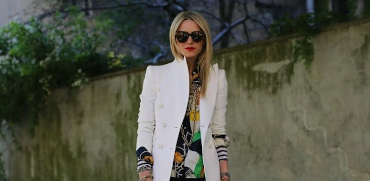 White Out: 4 Ways to Wear White to the Office