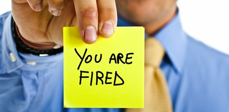 5 Signs it's Time to Fire Your Problem Employee