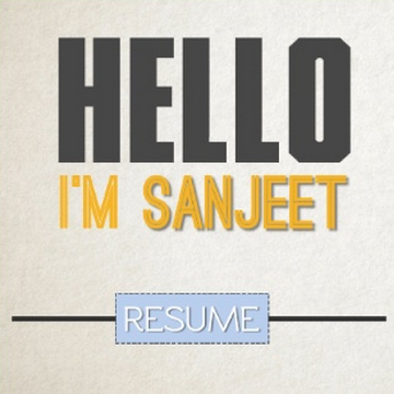 Video Pick: Visual Resumes That Really Work