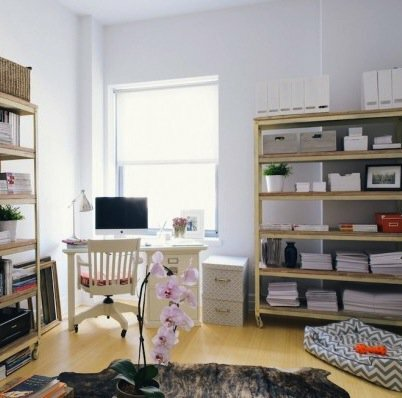 Designer Tips for a Productive (and Pinterest-Worthy!) Home Office