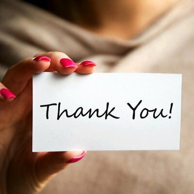 4 Simple (But Powerful!) Ways to Thank Your Contacts