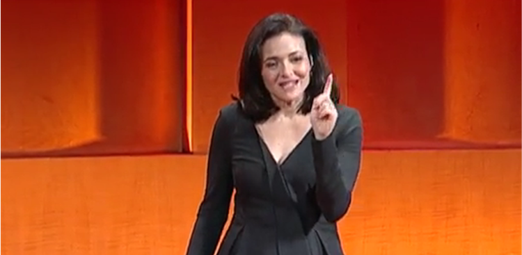 3 Tips for Success from Facebook's Sheryl Sandberg