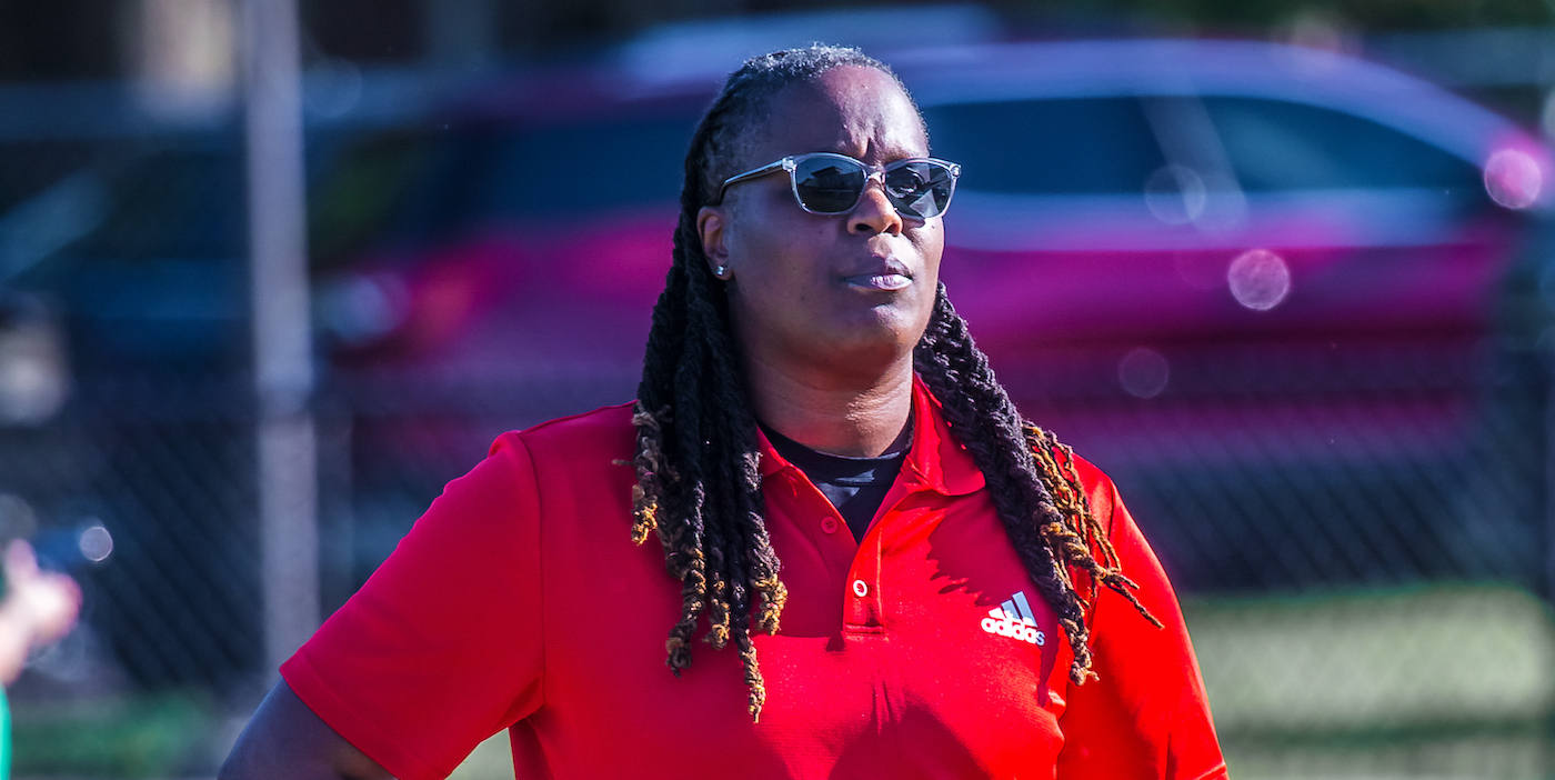 This Recruiting Specialist Is Also a Professional Football Player and Coach—Here's How She Succeeds at Both