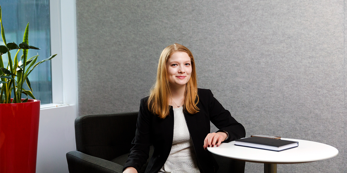 You Don't Need a Business Degree to Break Into Finance—and This Bioengineering Major Is Proof