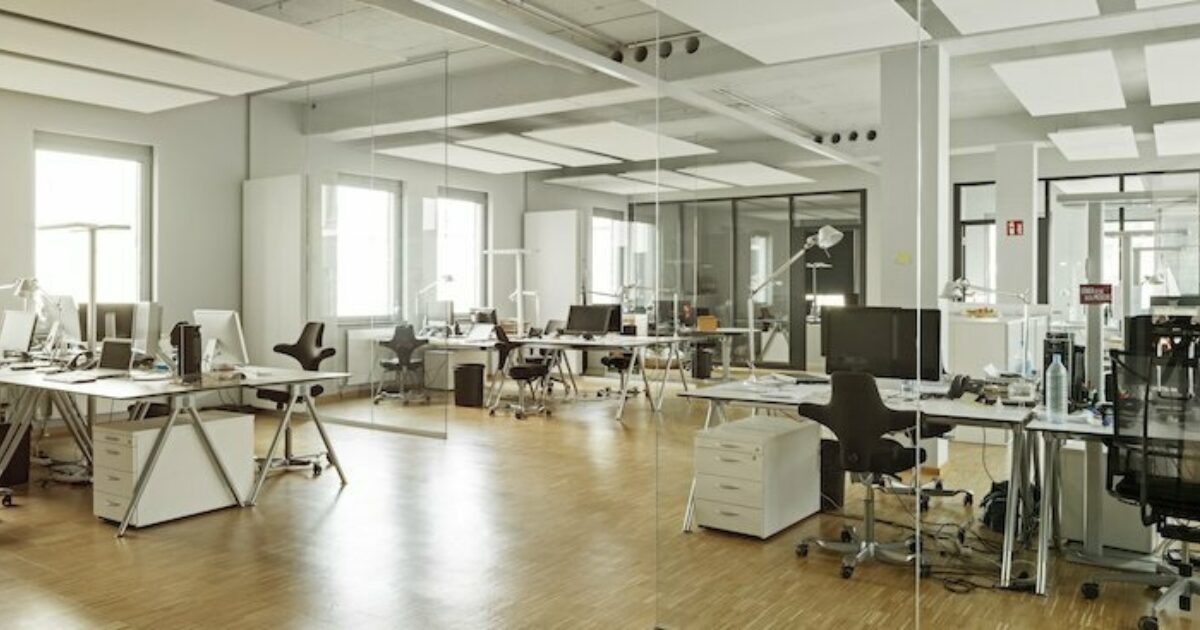 Why Open Offices Replaced Cubicles