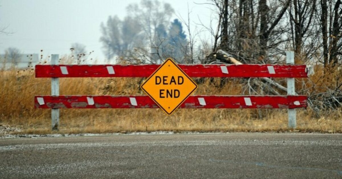 3 Signs You're in a Dead-End Job - The Muse