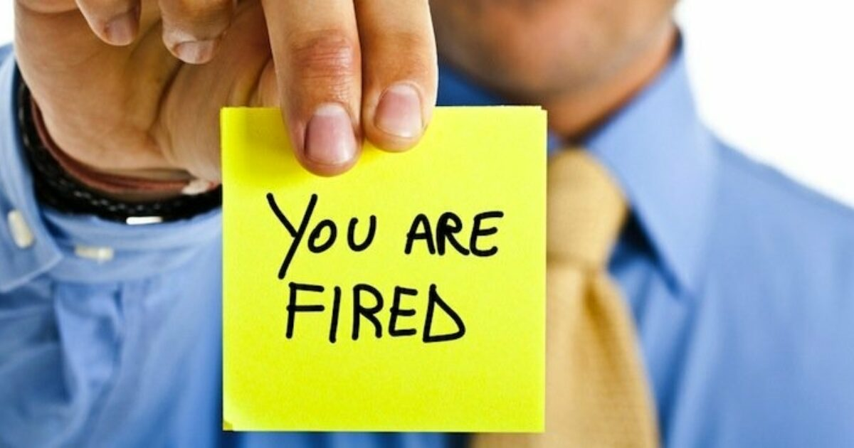 5 Signs it's Time to Fire Your Problem Employee | The Muse