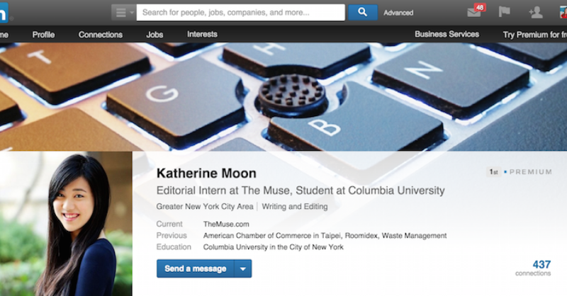 23 Free Linkedin Backgrounds And Cover Photos The Muse
