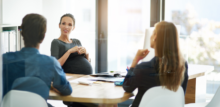 5 Questions You Might Have if You're Job Searching While Pregnant—Answered