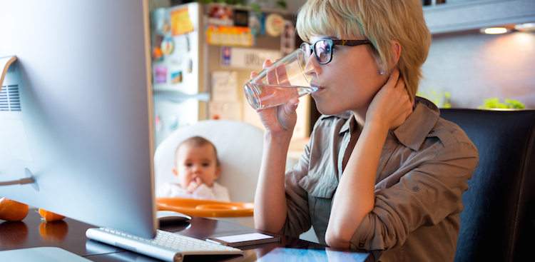 6 Productivity Tips for Work-at-Home Parents, Straight From the Experts